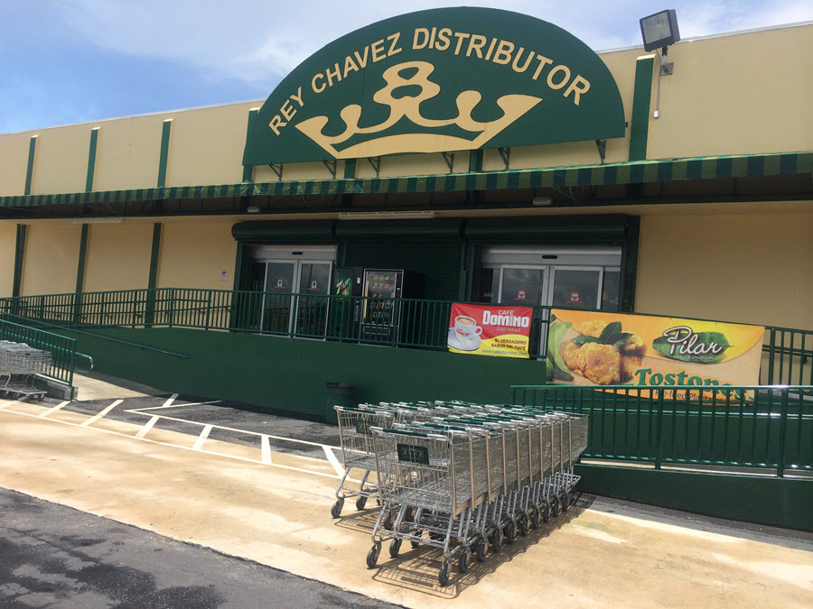 Rey Chavez Distributor – Wholesale/Retail Shopping Complex