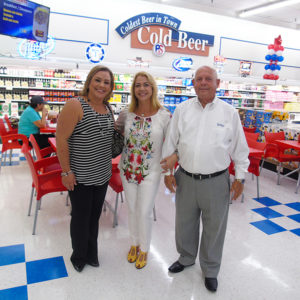 President Supermarket Store 40 Grand Opening T 233 Cnica